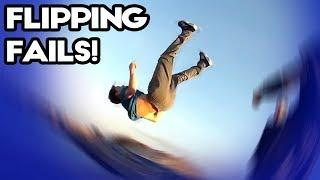 FLIPPING FAILS! - September 2017 | Funny Weekly Fail Compilation | Viral Bloopers Video