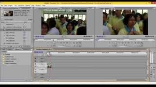 Premiere Pro 2.0 Tutorial No.2 Import File.[THAI]