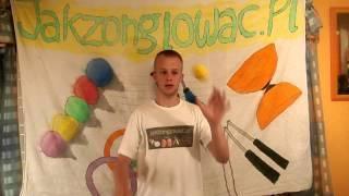 #9 Kaskada Claw - Claw Cascade In 5 Steps-  Żonglowanie 3 Piłkami W 5 Krokach- Juggling Tutorial -