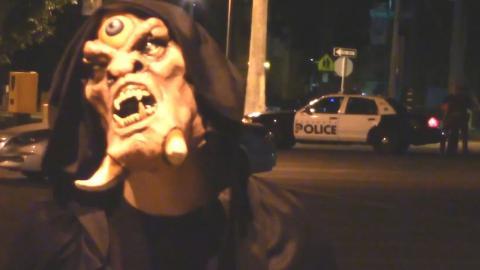 Halloween Scare Prank
