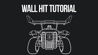 Wall Hit Tutorial | Rocket League