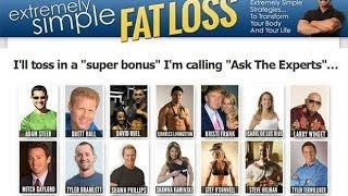 [Review] Extremely Simple Fat Loss By John Rowley And Discount Download
