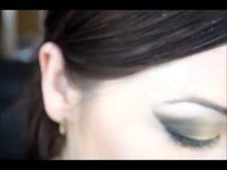 Hot & Wild Look Arabic Eye Make Up By Hot Desi Video