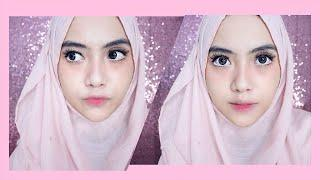 Under Eye Blush On Makeup Tutorial | Shafira Eden