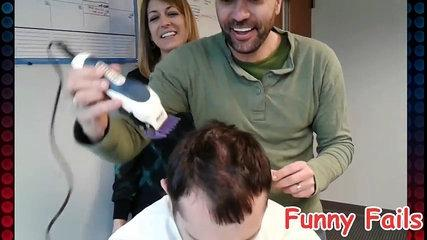 AWFUL HAIRCUT FAILS! FUNNY CRINGE COMPILATION