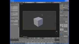 Blender Tutorial: Switching Cameras In Blender (Hebrew)