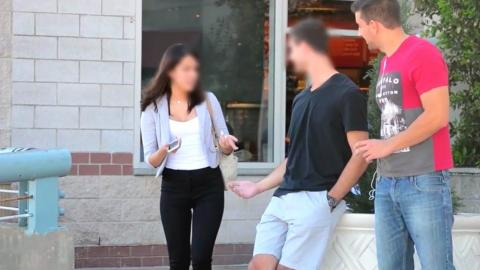 Selling Girlfriend for Sex (Social Experiment)