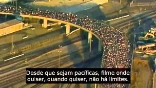 How To Film A Revolution - A Tutorial - Occupy The Movie (Portuguese Subtitles)