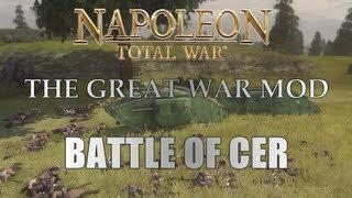 Napoleon: Total War (The Great War Mod) - Historical Battles: Battle Of Cer