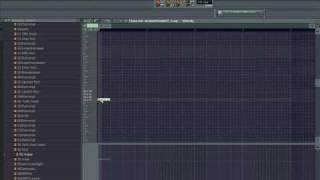 Fruity Loops Tutorial Sampling Arabic Hip-Hop Beat (part 2 Of 2)
