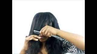 U-Part Wig Install | Brazilian Virgin Wavy Hair | Rapunzel Hair Shop
