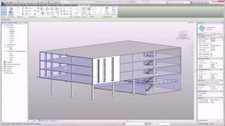 Step07/14-Autodesk Revit Architecture 2011-English Tutorial1/3