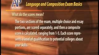 Dallas ISD AP English Exam Tutorial: Exam Basics