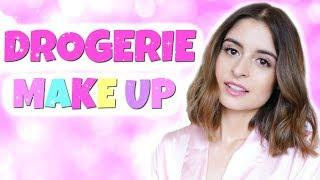 FULL FACE DROGERIE MAKE UP TUTORIAL | FOUNDATION ROUTINE NUR MIT DROGERIE PRODUKTEN! ♡