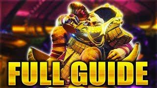 Destiny 2 Leviathan Raid ULTIMATE GUIDE 'FULL GUIDE' Leviathan Raid Tutorial (EASY GUIDE)
