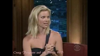 You Had Sex With Him To Keep His Pulse Up! | Amy Smart [11th August 2008] | Craig Ferguson