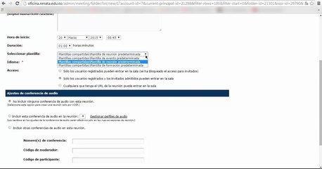 Vídeo Tutorial Oficina Virtual RENATA