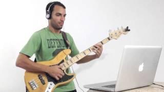 Isn't She Lovely - Stevie Wonder (Bass Cover By Ricardo Brasileiro)