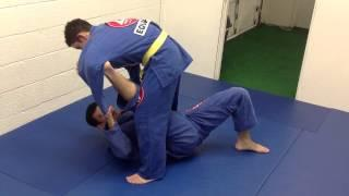 Team Crane Tutorial | Gracie Barra Burbank | Brazilian Jiu Jitsu In Burbank | Los Angeles