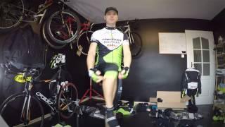 Jak się ubrać na rower? 5 zestawów zima, jesień / wiosna. Tutorial.