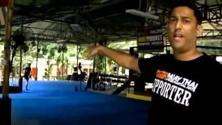 Kwonkicker In Thailand Vlog 4 Tiger Muay Thai Training Camp Tour  YouTube
