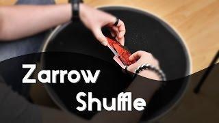 Zarrow Shuffle [False Shuffle] (Tutorial/Erklärung German/Deutsch)