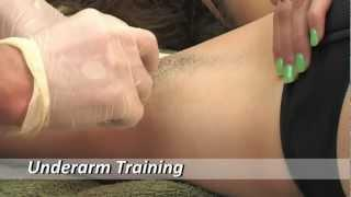 (ADULTS ONLY!) - Bikini And Brazilian Waxing Demo Training
