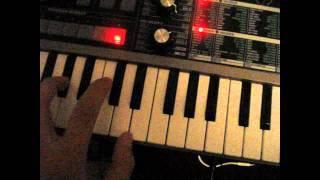 A Serbian Film Soundtrack (Sky Wikluh - Pazi Sta Radis) Keyboard/Synth Tutorial