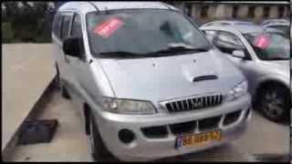 לוח רכב קארספלייס 052-7037833 סוכנות טרייד אין מאסטרקאר ראשון לציון -יונדאי H1 2007 Hyundai
