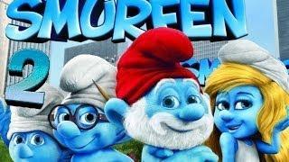 De Smurfen 2 - NEDERLANDS - ENGLISH - Verhaal Voor De Film - The Smurfs - Kids Movie (Game Movie)