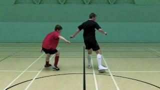 Learn The Pull Push Skill - Football Soccer Futsal