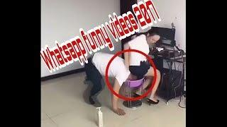 Indian Whatsapp Funny Videos 2017 August  - Whatsapp Funny  Pranks Videos  - Try Not To Laugh ||