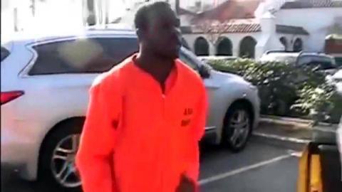 Escaped Prisoner Prank Gone Wrong