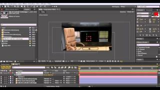 Tutorial After Effects Português - Cenário Virtual Realístico Para Filmes