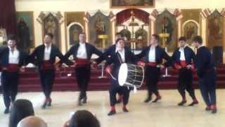 Academy Of Serbian Folk Dancing-Miroslav Bata Marcetic Toronto @ Serbian Festival Miami 2013 Pt.3