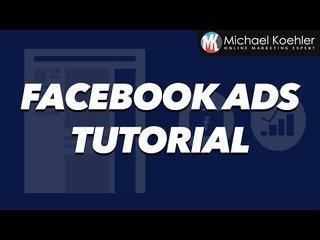 Facebook Ads Tutorial 2016 - How To Use Facebook Ads