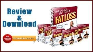 Extremely Simple Fat Loss By John Rowley Review And Discount Download