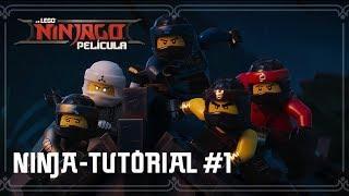 La LEGO Ninjago Película - Ninja-tutorial 1: Camuflaje