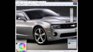 Camaro Ss Blender Tutorial (Car Building Tutorial) Part 1 (English)
