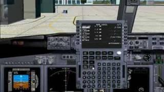 How To Use Boeing 737's FMC, Tutorial In Romanian