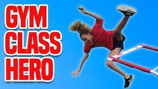 Gym Class Hero | Funny Fail Compilation