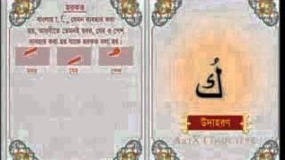 Learning Arabic, Bangla Tutorial Part 2/3