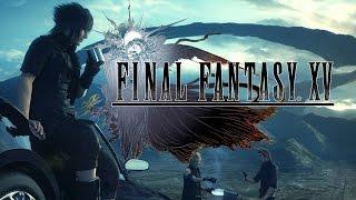 Final Fantasy XV (Tutorial y primeros minutos)