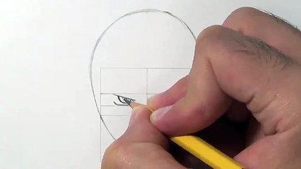 How To Draw Sasuke Uchiha - Drawing Tutorial