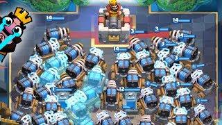 ULTIMATE Clash Royale Funny Moments,Montage,Fails and Wins Compilations CLASH ROYALE FUNNY VIDEOS#11