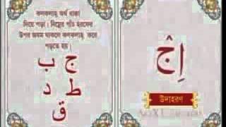 Learning Arabic, Bangla Tutorial Part 3 3   YouTube