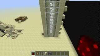 Minecraft Tutorial: Automatic Weather Switch (only For Creative)