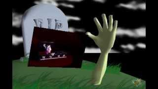 Free Vampire Screensaver At Halloween