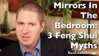 Mirrors In The Bedroom: 3 Feng Shui Myths Explained