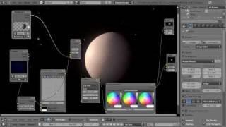 Blender 3D Tutoriel Français - The Moon - By KOPILOT